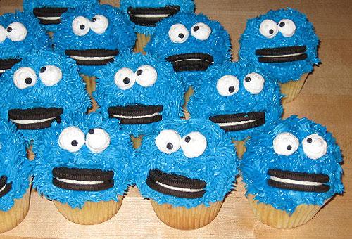 cupcake-cookiemonster