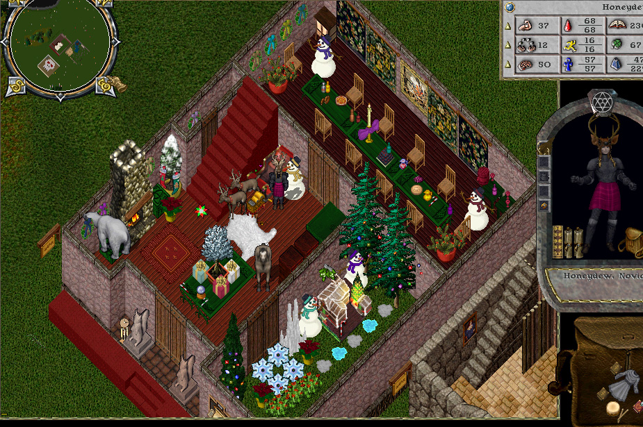 My Ultima Online House Our Entropy